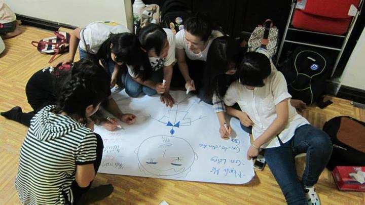 Đào tạo TNV_Thảo luận nhóm 1