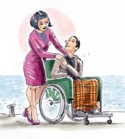 Người khuyết tật khổ chuyện chăn gối