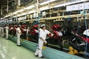 Món quà sớm cho nữ công nhân Honda nhân ngày 20-10