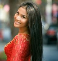 Trương Thị May được đánh giá cao tại Hoa hậu Hoàn vũ 2013
