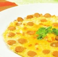 Trứng chiên xúc xích: Thơm ngon cho bữa tối