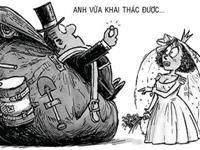 Truyện cười nhập khẩu: Khi mùa cưới đến
