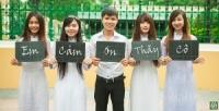 Teen cả nước đồng thanh: 'Em cảm ơn thầy cô'