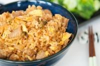 Công thức cơm chiên kimchi cay cay ngon tuyệt
