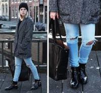 Cách chọn giày boot hợp với bạn gái