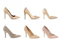 """Những cách """"kéo dài"""" chân triệt để với giày nude"""