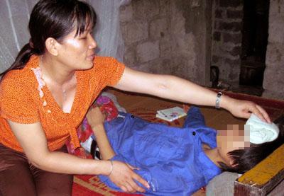 Chăm sóc và điều trị cho người nhiễm