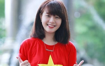 """Gặp Linh Kett - nữ sinh Hà Thành có nụ cười lay động trái tim trong clip """"Vietnam loves peace"""""""