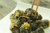 Kimali twikim - món cuộn giòn tan của Hàn Quốc