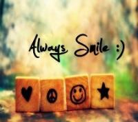 Sự thay đổi của nụ cười.