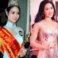"""Những Hoa hậu Việt """"lặng lẽ đi thi, áo gấm về nhà"""""""