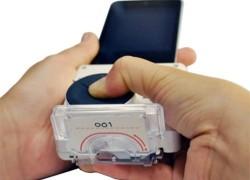 Phát minh mới cho phép smartphone phát hiện HIV