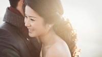 Bộ ảnh cưới không thể 'long lanh' hơn của cặp đại gia Singapore