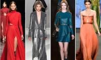 Những gam màu thời trang trên thảm đỏ Oscar