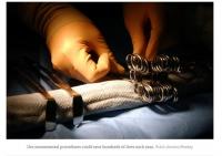 Ca ghép tạng đầu tiên giữa bệnh nhân dương tính với HIV