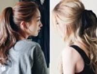 Những kiểu tóc 30 giây giúp bạn xinh xắn ngay cả khi cấp bách