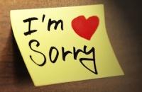 """Đừng """"phung phí"""" lời xin lỗi của bản thân cho 8 điều sau"""