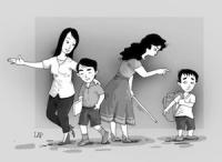 Bộ tranh: Những điều mà chúng ta sẽ không bao giờ thừa nhận với bố mẹ