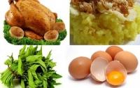 Những thực phẩm ăn vào chỉ tổ làm sẹo thâm lâu lành