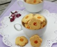 Cách làm bánh quy hoa mai đãi khách ngày Tết