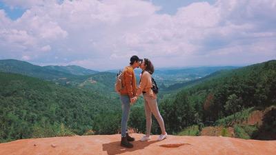 Những điểm check-in tuyệt đẹp cho bạn trẻ lưu giữ tình yêu