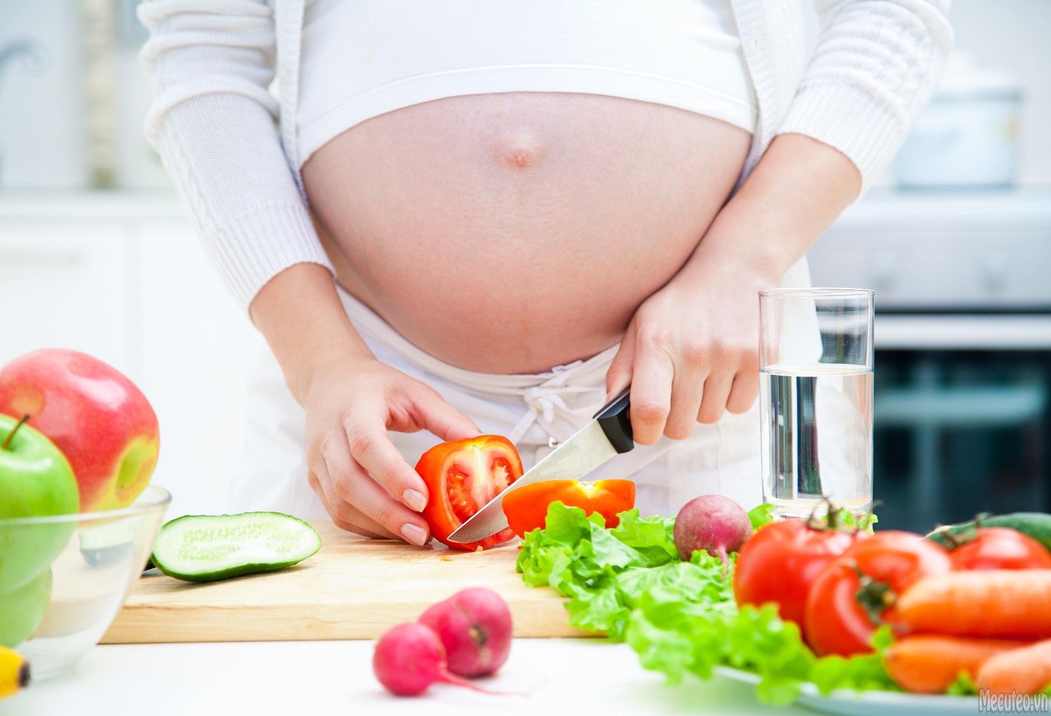 9 loại thực phẩm khi mang thai Bà Bầu nên ăn