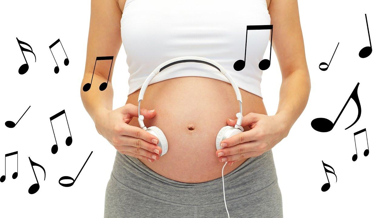 Lợi ích của âm nhạc với thai nhi