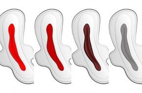 Giải mã màu sắc kinh nguyệt phản ánh về tình trạng sức khỏe của bạn trong ngày đèn đỏ