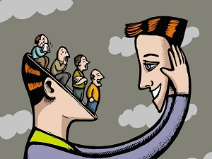 Cách xử lý với tiếng nói phản diện trong tâm trí bạn
