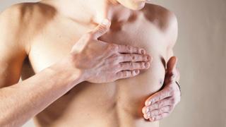 Nam giới cũng cần đề phòng ung thư vú với 6 dấu hiệu dễ nhận biết sau