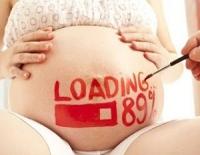 Mang thai tháng cuối thai kỳ