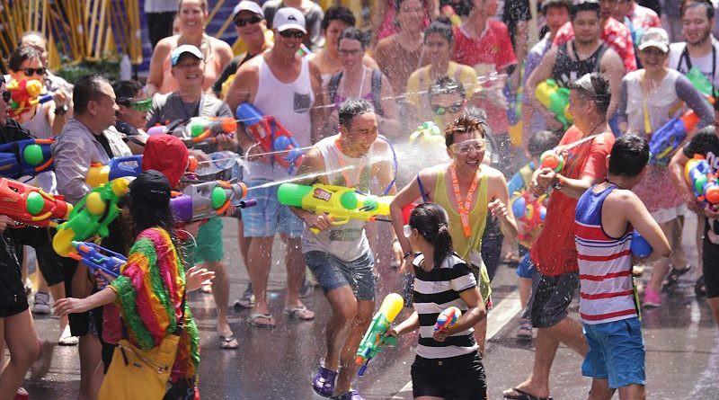 Con số đau lòng mỗi mùa lễ hội té nước qua đi: 378 người thiệt mạng tại Thái Lan sau 6 ngày Tết Songkran