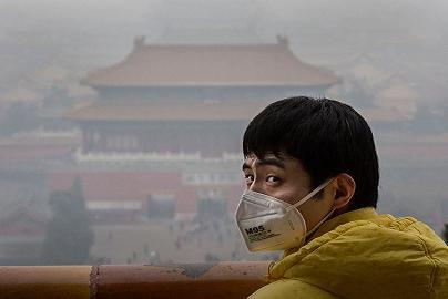Ô nhiễm không khí làm tăng nguy cơ phạm tội do căng thẳng