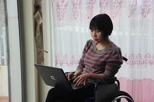 Yêu một cô gái ngồi xe lăn, liệu bạn ấy có đủ can đảm?