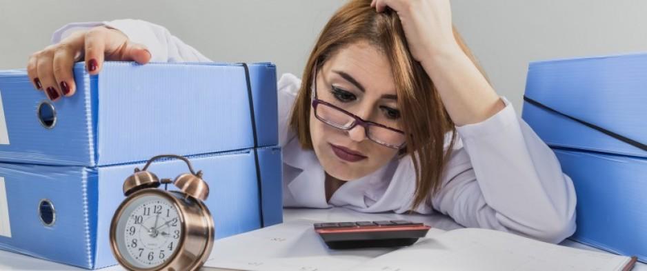 Căng thẳng làm giảm 40% khả năng thụ thai ở phụ nữ