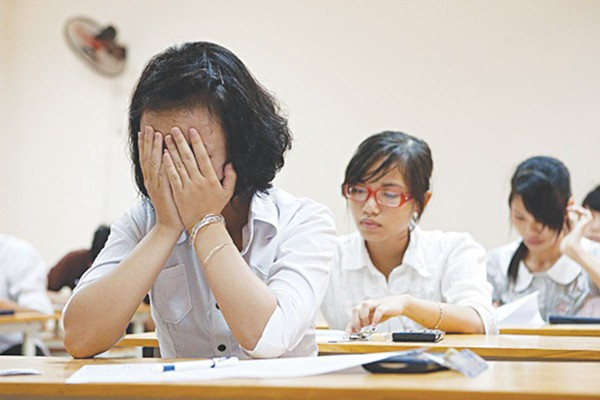 Đầu năm học, đề phòng chứng stress học đường