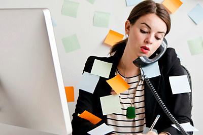 Vì sao luôn bận rộn nhưng bạn vẫn không có năng suất?