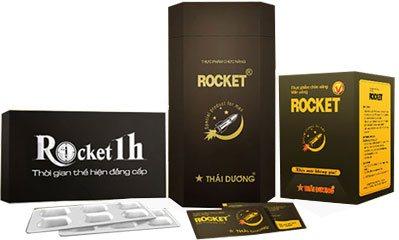 Sử dụng thuốc Rocket có hại không?