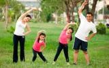 Cách tập thể dục vừa sức