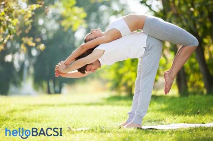 4 lợi ích của yoga đối với chuyện ấy