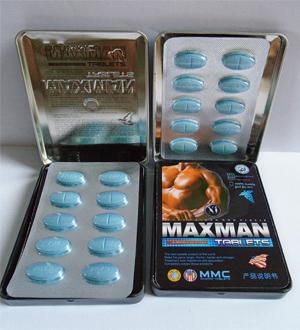 Hiệu quả của Maxman?