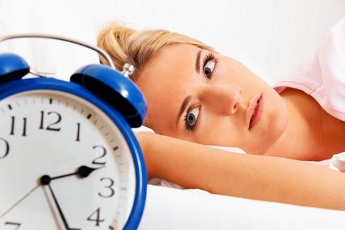 Sự nguy hiểm của chứng mất ngủ