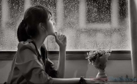 Ngày buồn là ngày trời sẽ đổ mưa.