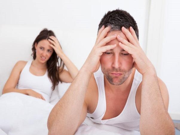 Hệ lụy của mãn dục nam