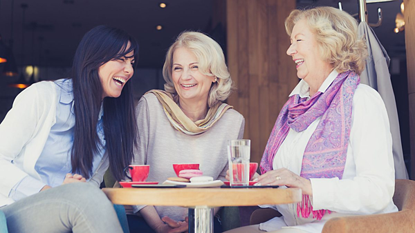 Tại sao phụ nữ sống lâu hơn đàn ông