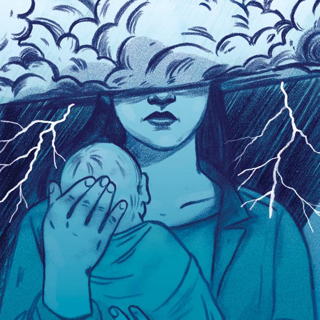 Dấu hiệu và cách xử trí trầm cảm sau sinh