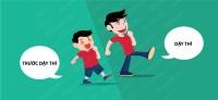 Tuổi dậy thì và sự khác biệt giữa hai giới