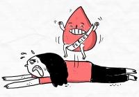 """Giúp chị em giảm mệt mỏi trong kỳ """"đèn đỏ"""""""