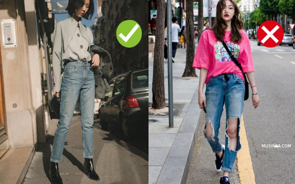 """Chạm ngưỡng 30: Kiểu quần jeans nào là """"chân ái"""" tôn dáng nịnh chân, kiểu quần nào cần loại bỏ ngay và luôn"""
