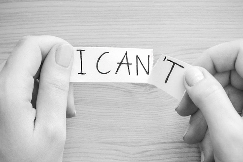 Làm thế nào để lấy lại sự tự tin?